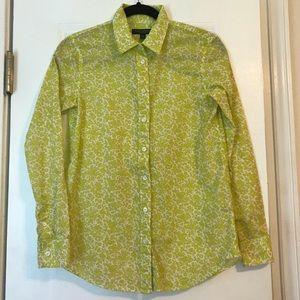 Banana Republic Dillon Shirt. XS